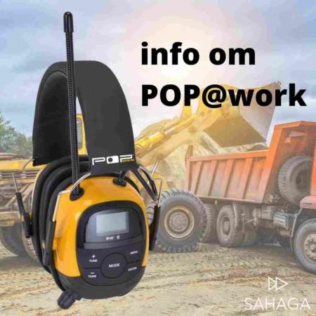 POP@work - hørselvern