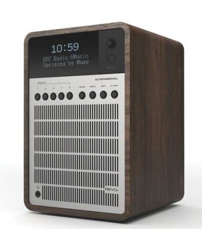 REVO SuperSignal, radio med dab+, fm, bluetooth