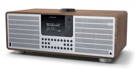 REVO SuperSystem, dab+, fm, BT, internett, Spotify